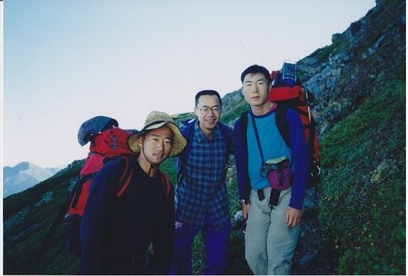 山行の報告(2010年 9月)